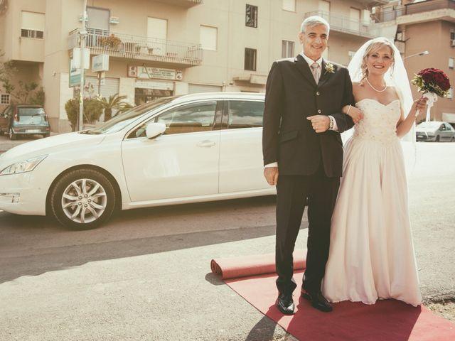 Il matrimonio di Mauro e Silvia a Caltanissetta, Caltanissetta 56