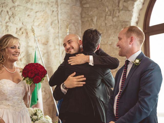 Il matrimonio di Mauro e Silvia a Caltanissetta, Caltanissetta 66