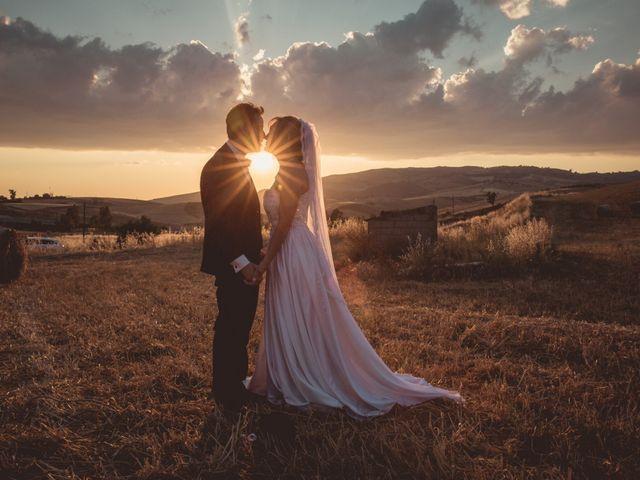 Il matrimonio di Mauro e Silvia a Caltanissetta, Caltanissetta 81