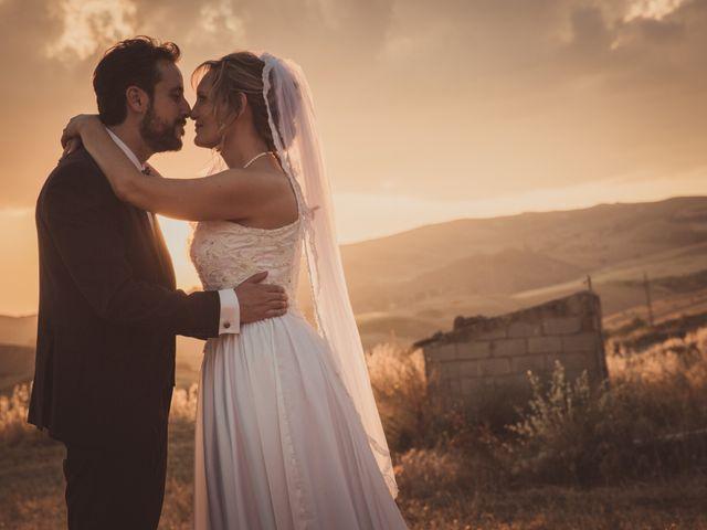 Il matrimonio di Mauro e Silvia a Caltanissetta, Caltanissetta 83
