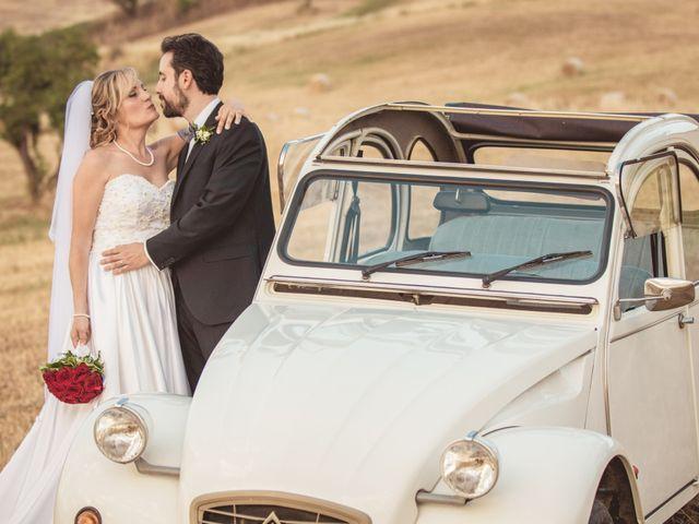 Il matrimonio di Mauro e Silvia a Caltanissetta, Caltanissetta 87