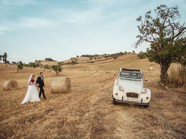 Il matrimonio di Mauro e Silvia a Caltanissetta, Caltanissetta 92