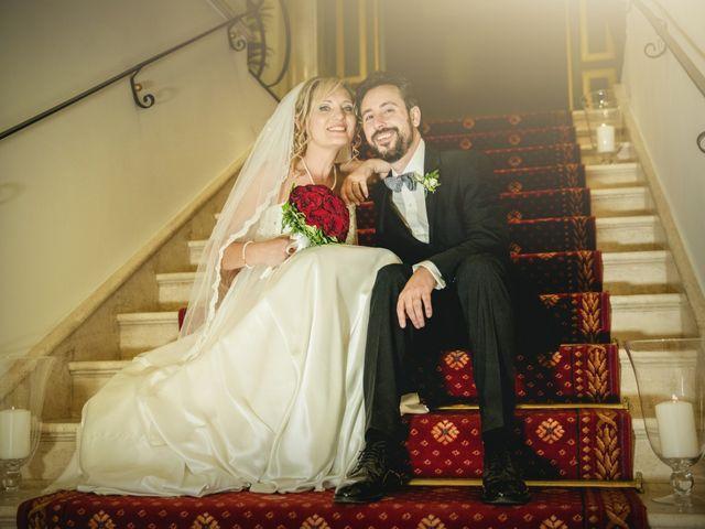 Il matrimonio di Mauro e Silvia a Caltanissetta, Caltanissetta 99