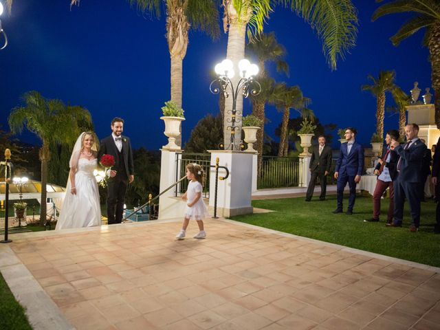 Il matrimonio di Mauro e Silvia a Caltanissetta, Caltanissetta 101