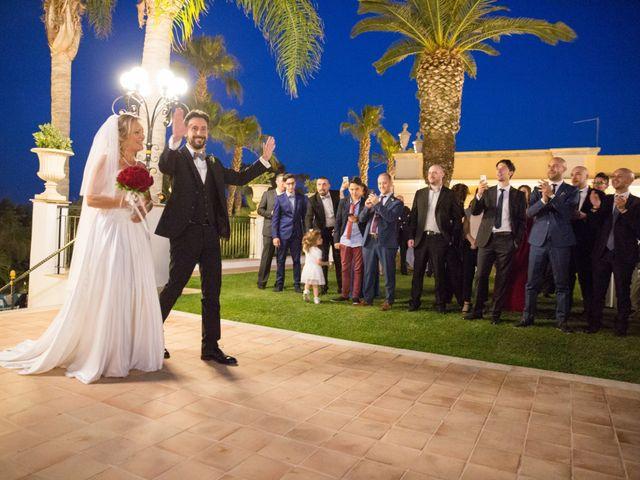 Il matrimonio di Mauro e Silvia a Caltanissetta, Caltanissetta 102