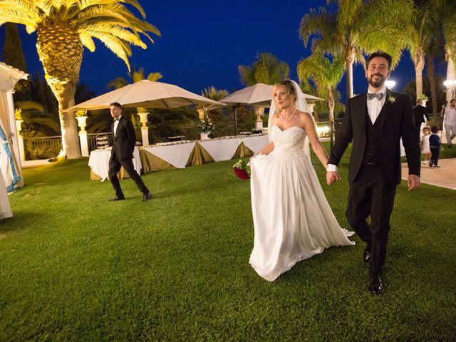 Il matrimonio di Mauro e Silvia a Caltanissetta, Caltanissetta 103