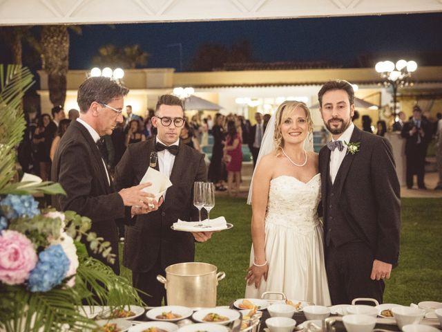 Il matrimonio di Mauro e Silvia a Caltanissetta, Caltanissetta 104