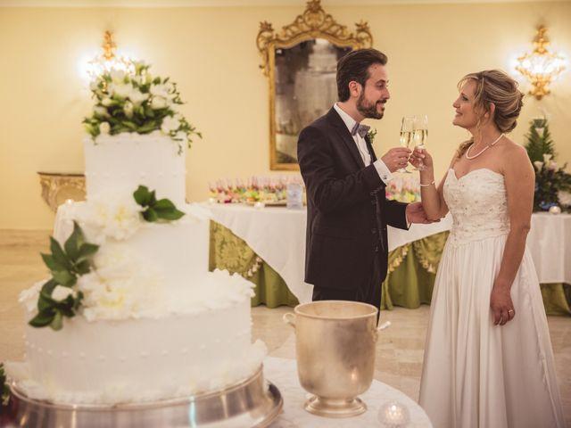 Il matrimonio di Mauro e Silvia a Caltanissetta, Caltanissetta 119