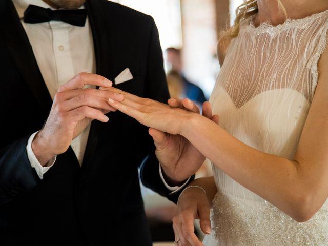 Il matrimonio di Stefano e Michela a Brusaporto, Bergamo 12