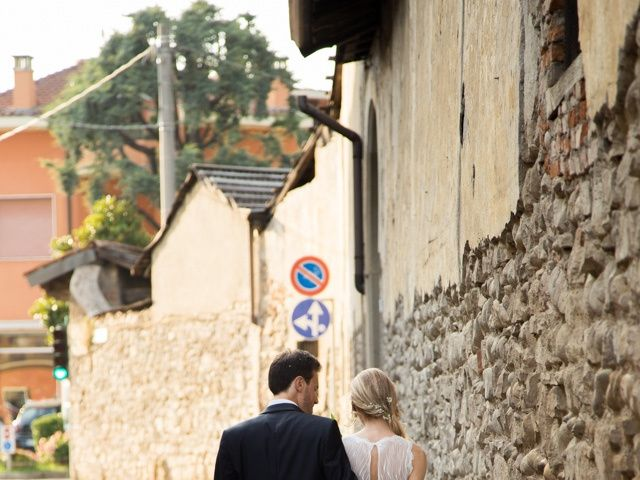 Il matrimonio di Stefano e Michela a Brusaporto, Bergamo 27