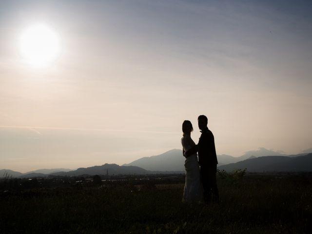 Il matrimonio di Stefano e Michela a Brusaporto, Bergamo 32