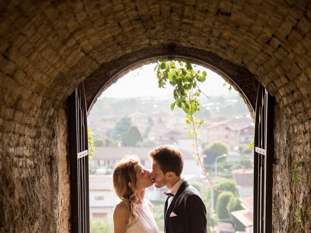 Il matrimonio di Stefano e Michela a Brusaporto, Bergamo 34