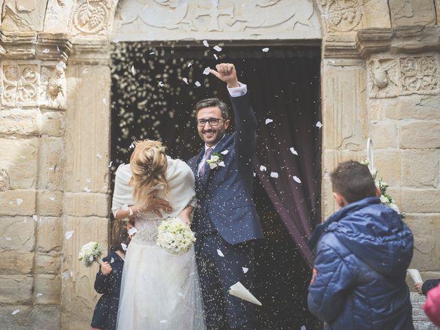 Il matrimonio di Davide e Marilena a Serra San Quirico, Ancona 1