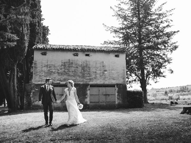 Il matrimonio di Davide e Marilena a Serra San Quirico, Ancona 2