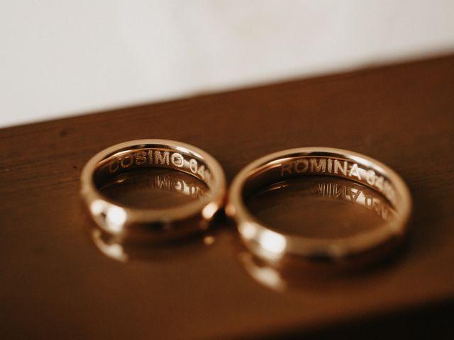 Il matrimonio di Romina e Cosimo a Barrafranca, Enna 11