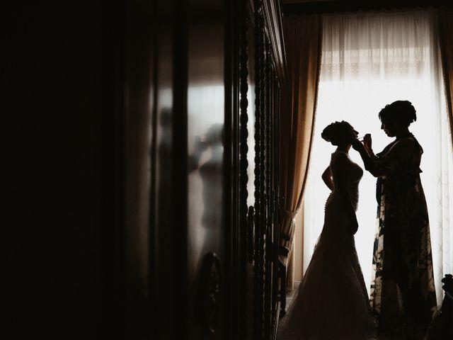 Il matrimonio di Romina e Cosimo a Barrafranca, Enna 20