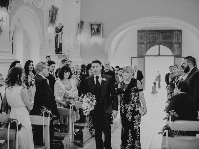 Il matrimonio di Romina e Cosimo a Barrafranca, Enna 25