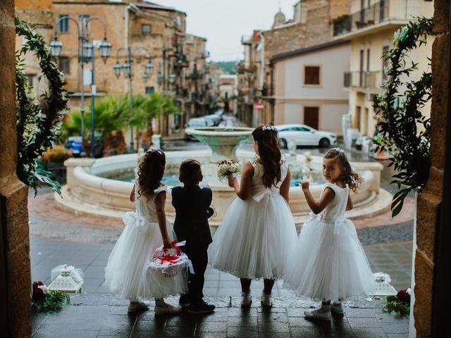 Il matrimonio di Romina e Cosimo a Barrafranca, Enna 27
