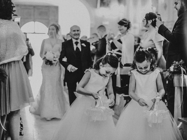 Il matrimonio di Romina e Cosimo a Barrafranca, Enna 30