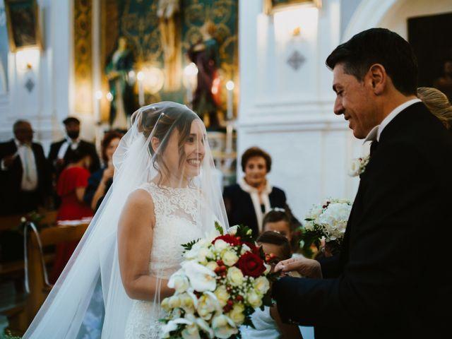 Il matrimonio di Romina e Cosimo a Barrafranca, Enna 31
