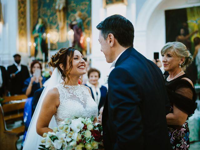 Il matrimonio di Romina e Cosimo a Barrafranca, Enna 32