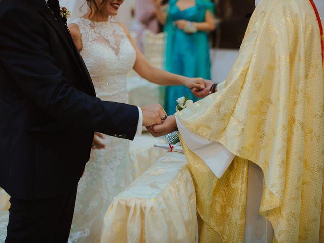 Il matrimonio di Romina e Cosimo a Barrafranca, Enna 33