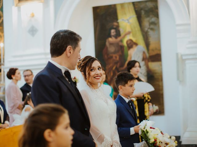 Il matrimonio di Romina e Cosimo a Barrafranca, Enna 34