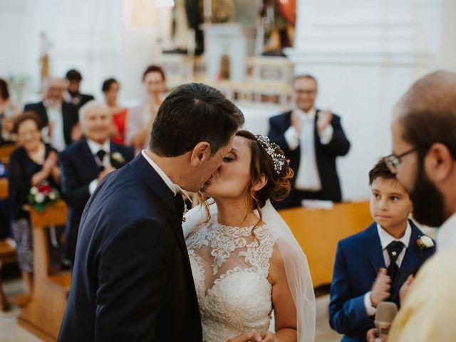 Il matrimonio di Romina e Cosimo a Barrafranca, Enna 36