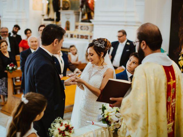 Il matrimonio di Romina e Cosimo a Barrafranca, Enna 38