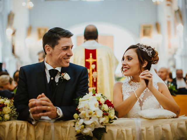 Il matrimonio di Romina e Cosimo a Barrafranca, Enna 39