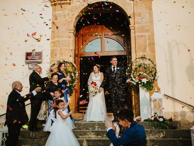 Il matrimonio di Romina e Cosimo a Barrafranca, Enna 42