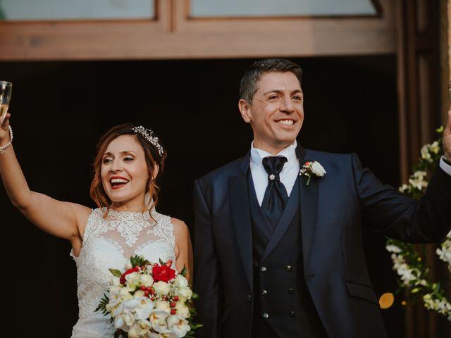 Il matrimonio di Romina e Cosimo a Barrafranca, Enna 43