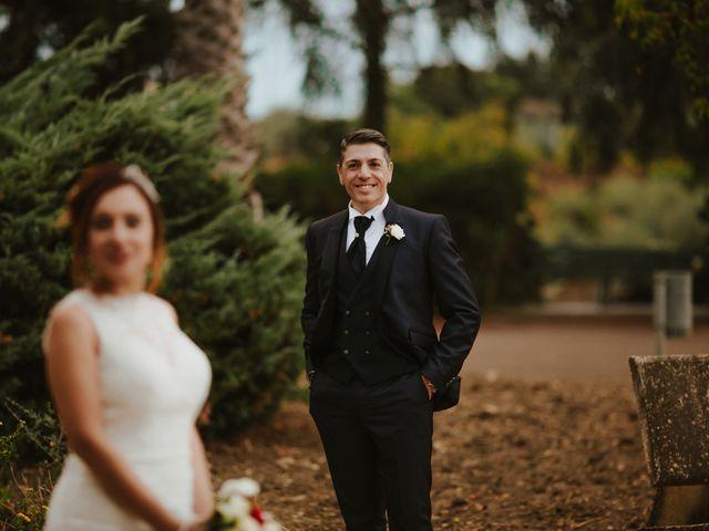 Il matrimonio di Romina e Cosimo a Barrafranca, Enna 46