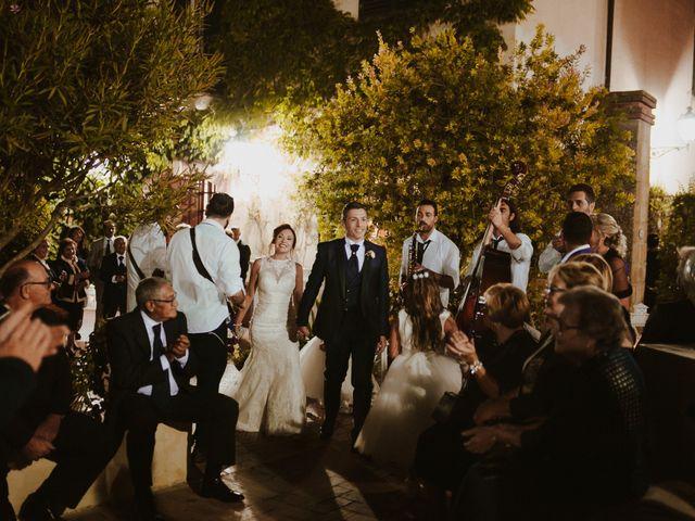 Il matrimonio di Romina e Cosimo a Barrafranca, Enna 59