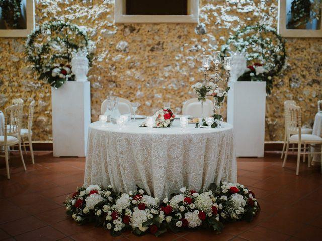 Il matrimonio di Romina e Cosimo a Barrafranca, Enna 61