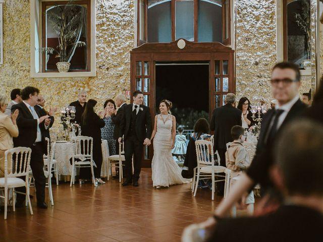 Il matrimonio di Romina e Cosimo a Barrafranca, Enna 63