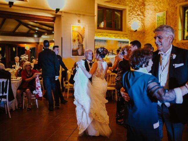 Il matrimonio di Romina e Cosimo a Barrafranca, Enna 67