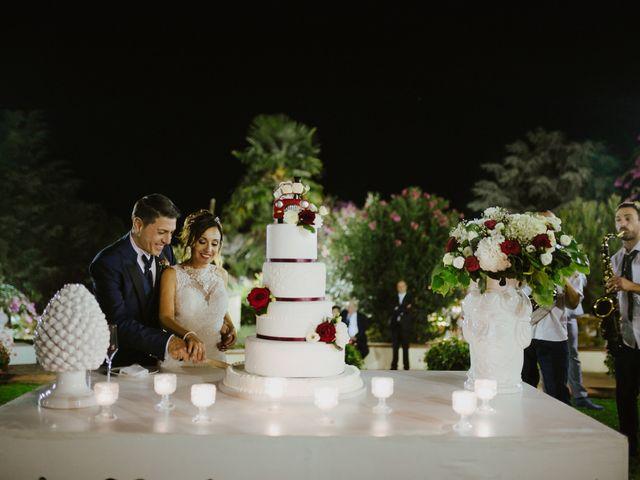 Il matrimonio di Romina e Cosimo a Barrafranca, Enna 73