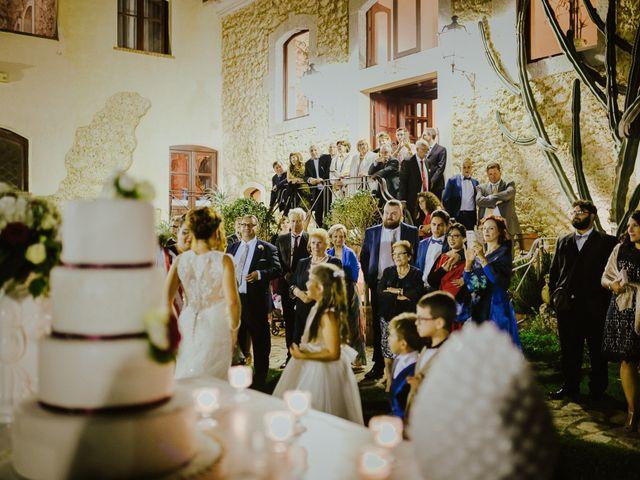 Il matrimonio di Romina e Cosimo a Barrafranca, Enna 76
