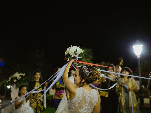 Il matrimonio di Romina e Cosimo a Barrafranca, Enna 77