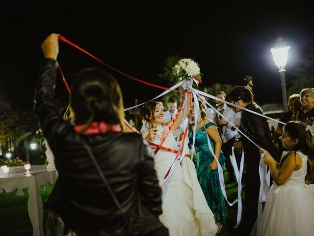 Il matrimonio di Romina e Cosimo a Barrafranca, Enna 78