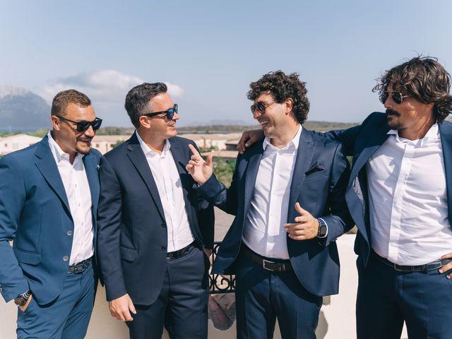 Il matrimonio di Bruno e Valentina a San Teodoro, Sassari 7