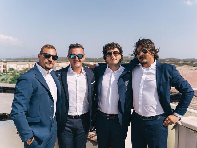 Il matrimonio di Bruno e Valentina a San Teodoro, Sassari 8
