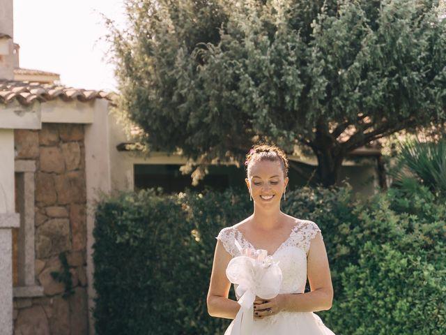 Il matrimonio di Bruno e Valentina a San Teodoro, Sassari 13