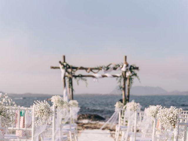 Il matrimonio di Bruno e Valentina a San Teodoro, Sassari 14