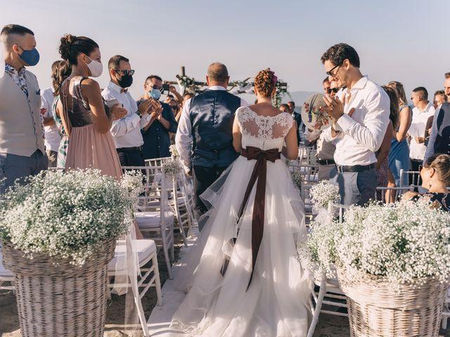 Il matrimonio di Bruno e Valentina a San Teodoro, Sassari 16