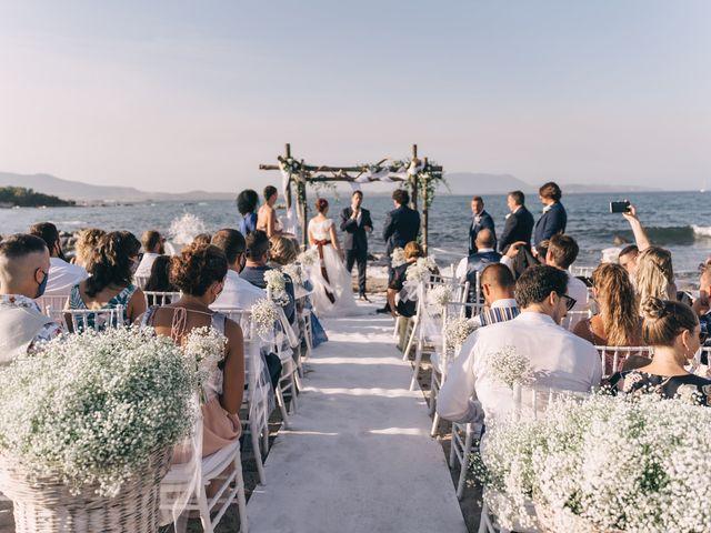Il matrimonio di Bruno e Valentina a San Teodoro, Sassari 1