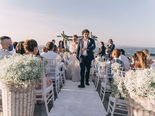 Il matrimonio di Bruno e Valentina a San Teodoro, Sassari 19