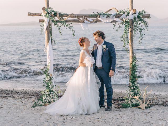 Il matrimonio di Bruno e Valentina a San Teodoro, Sassari 2