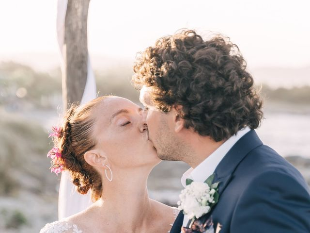 Il matrimonio di Bruno e Valentina a San Teodoro, Sassari 23